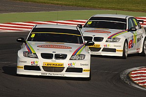 BTCC WSR confirm 3 car attack for 2012