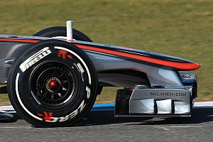 Formula 1 Whitmarsh sure nose concept not McLaren mistake