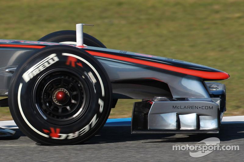 Whitmarsh sure nose concept not McLaren mistake