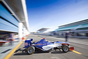 GP3 Trident Racing rounds out positive GP3 Series test