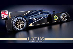 WEC Lotus LMP2 team names drivers for world challenge