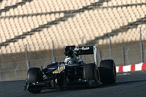Caterham Barcelona test II -  Day 2 report