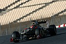 Lotus Barcelona test II - Day 2 report