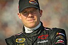 Regan Smith loses control on icy road in Colorado