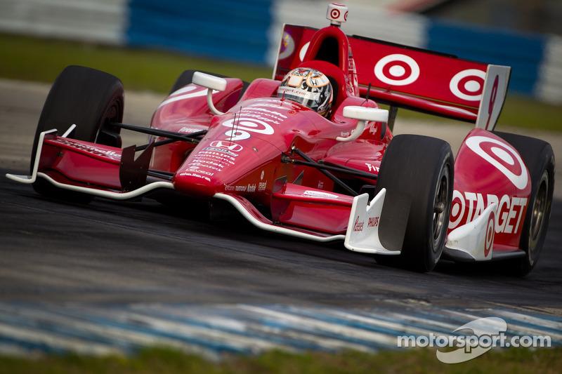 Ganassi teammates set fastest times on Sebring short course