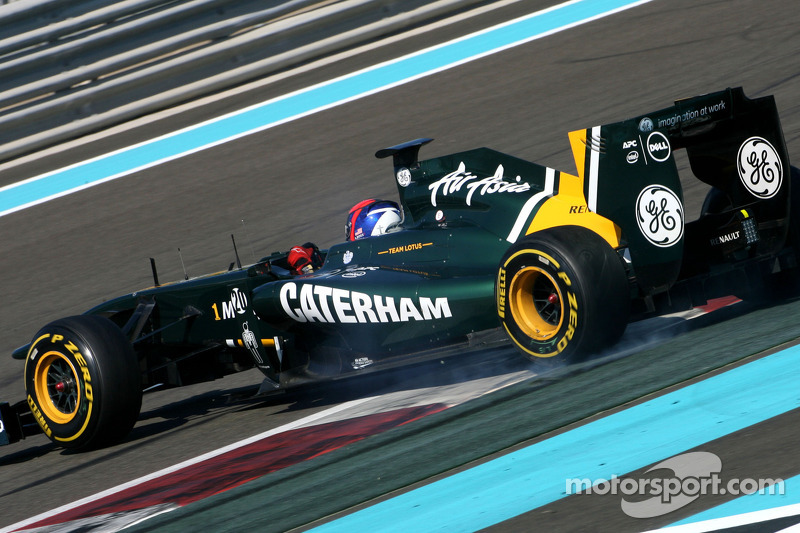 Alexander Rossi signs with Caterham F1 Team as official test driver