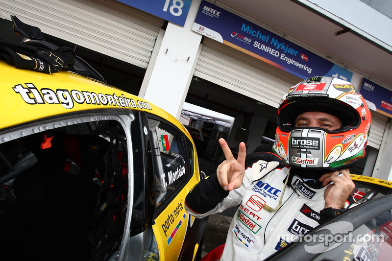 Tiago Monteiro is ready for the first WTCC race weekend at Monza