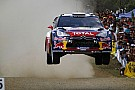 Loeb leads Citroen vs. Ford Rally Mexico battle after leg two