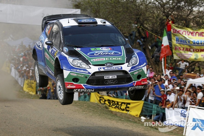 Ford Rally Mexico leg 2 summary