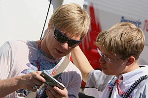 Salo plays down Ferrari test in 2011 car