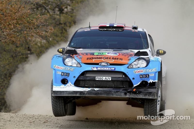 M-Sport privateer Rally Mexico final summary