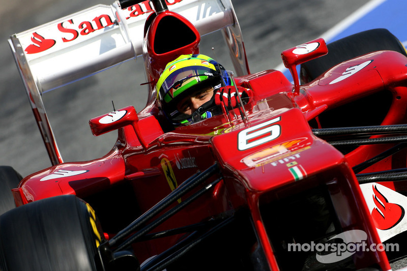 Ferrari's Friday at the Australian GP - A day that was hard to understand