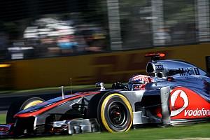 McLaren breaks Red Bull domination and rules Australian GP