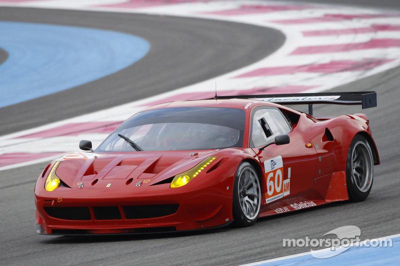 AF Corse Will Line Up Four Ferrari 458 Italia Gt3