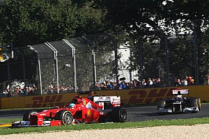 "Ferrari Malaysian GP - Alonso: ""we cannot expect any miracles here"