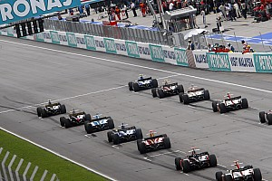 GP2 Exciting 2012 season kicks off in Sepang