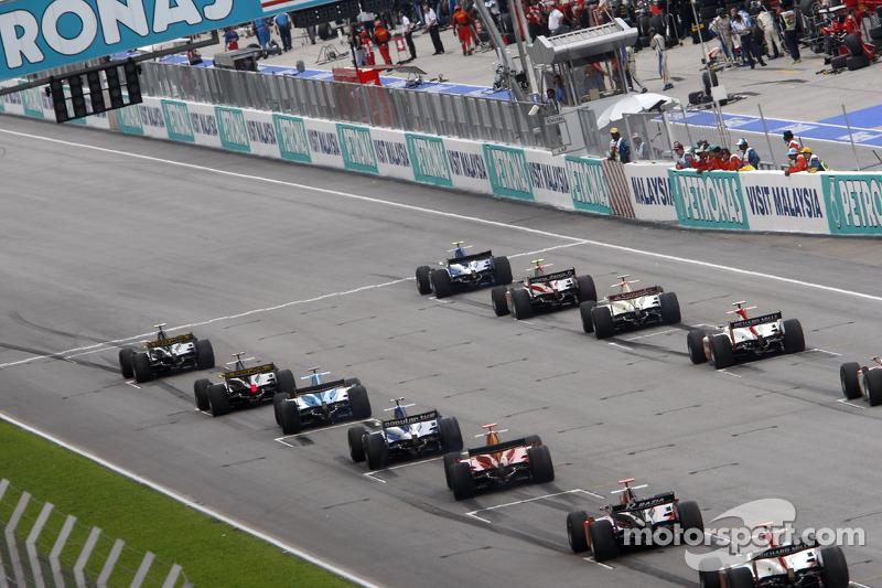 Exciting 2012 season kicks off in Sepang