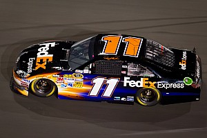 Hamlin powers his Toyota to ACS pole in Fontana