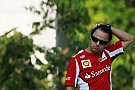 Ferrari should explain Massa's 'test driver' role