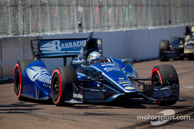 Bryan Herta Autosport St. Pete race report