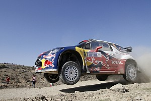 WRC Citroën looks to extend lead at Rally de portugal