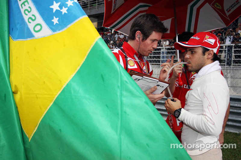 Massa summoned to Maranello amid career crisis