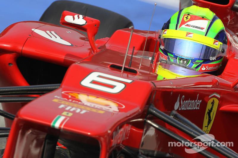 Ferrari has 'great confidence' in Massa - president