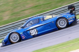 Grand-Am Chevys sweep qualifying in Birmingham