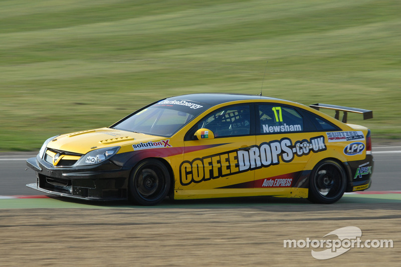 Series Brand Hatch qualifying report