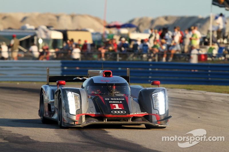 Benoît Tréluyer Sebring race report