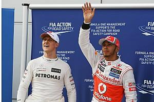 Hamilton must resist 'VIP' pitfalls - Lauda