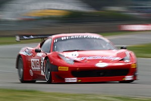 Bertolini completes the crews on the AF Corse Ferrari 458 Italia