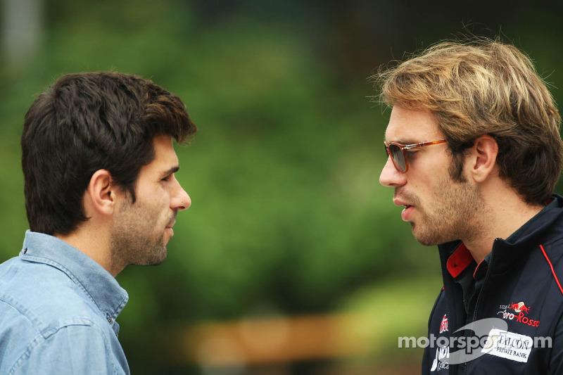 Alguersuari unsure of 2013 F1 grid return