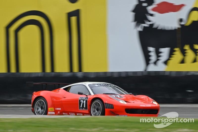 Davide Rigon Monza race report