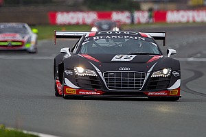 Belgian Audi Club Team WRT goes home for Zolder race
