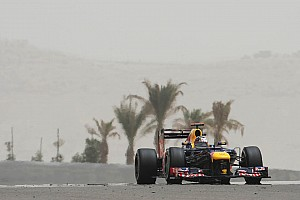 Vettel springs back into action to take pole position for Bahrain GP