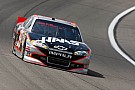 Unscheduled stop halts Newman's solid run at Kansas