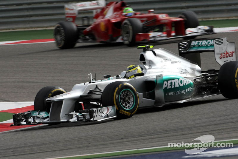 Mercedes Bahrain GP - Sakhir race report