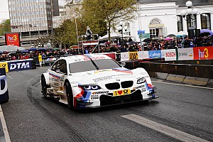 DTM BMW Motorsport makes its DTM return at the Hockenheimring