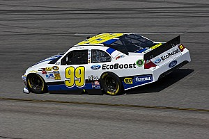 NASCAR Sprint Cup Edwards, Ford drivers on Richmond race