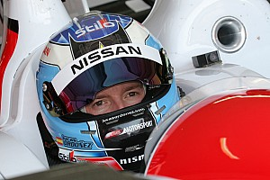 Nissan DeltaWing adds Ordonez to project test team