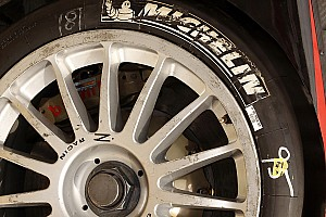 Michelin leaves competition guessing heading to Monterey