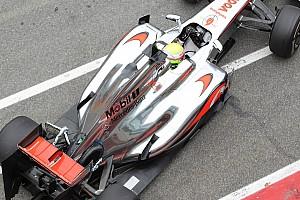 Formula 1 McLaren set to race new higher nose in Spain