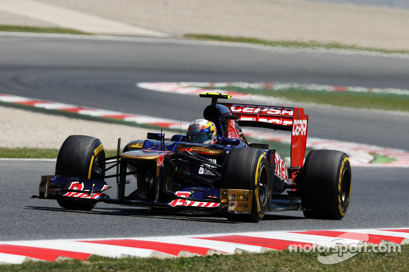 Toro Rosso Spanish GP Friday report