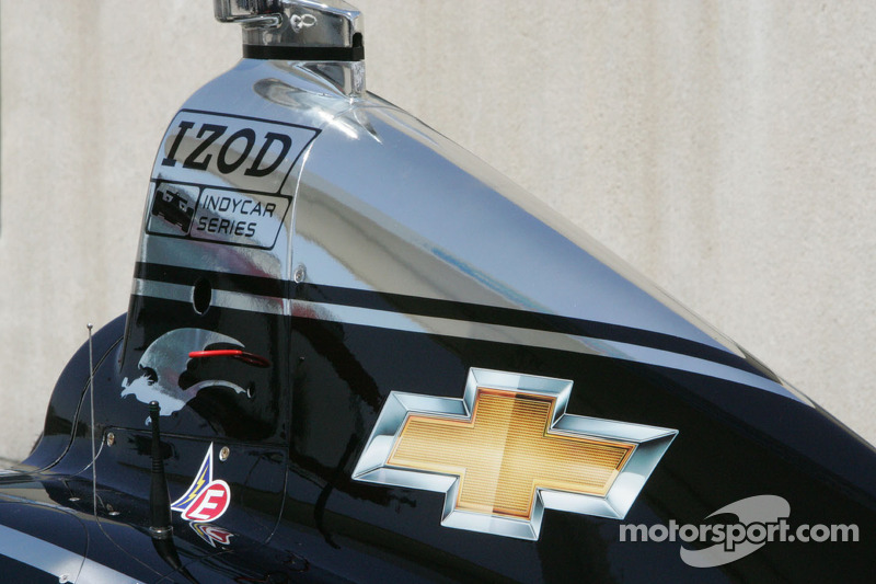 Chevrolet completes Indy 500 qualifying