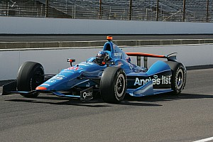 IndyCar News and Notes from Indy qualifying