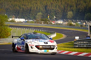 Team Peugeot RCZ Nurburgring 24 Hour race report