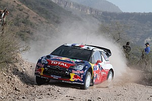 WRC Citroën's Loeb seeks third win under the harsh Grecian sun