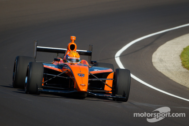 Younessi Racing Indianapolis qualifying report