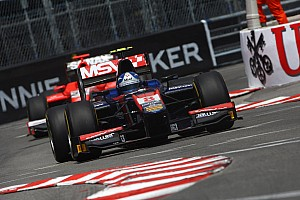 GP2 With a brilliant start, Palmer wins Monaco Sprint Race